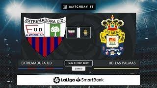 Extremadura UD UD Las Palmas MD18 D2000