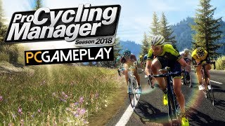 Pro Cycling Manager 2018 Gameplay (PC HD)