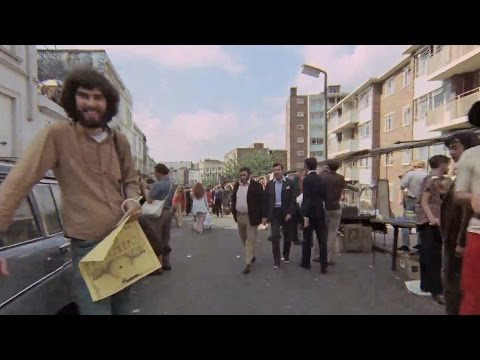 Getting It Straight in Notting Hill Gate (1970) | Britain on Film