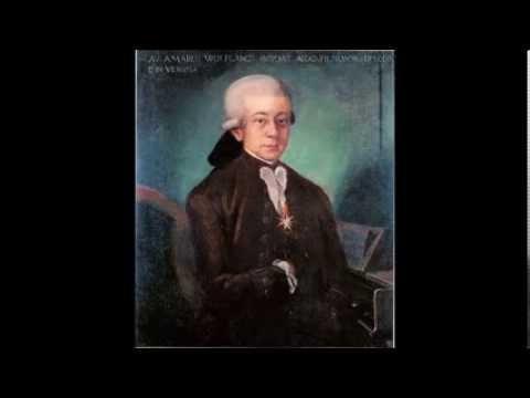 """W. A. Mozart - KV 297 (300a) - Symphony No. 31 in D major """"Paris"""""""