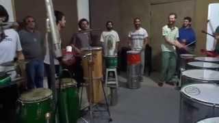 """Ensayo -Cafundó +10 Orquesta- """"Manteca y chips"""""""