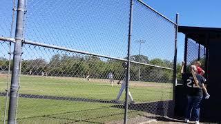 Tyler Dowdy 2020 PCHS 3/18 hitting