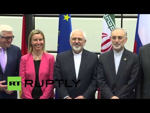Iran and P5+1 reach landmark deal over nuclear programme