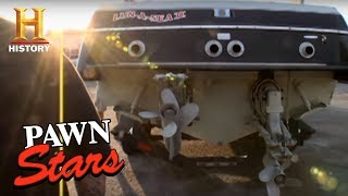 Pawn Stars: Taking a Chance | History