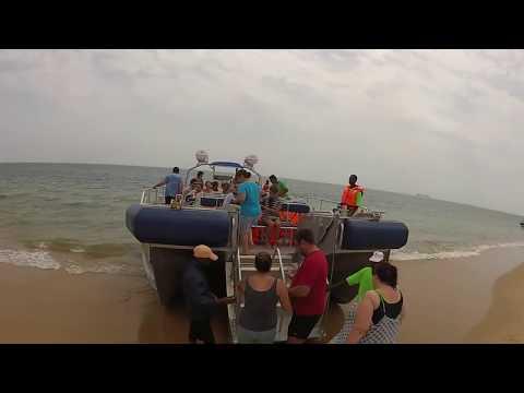 MSC Sinfonia Portugues Island Boat Trip Back to MSC Sinfonia
