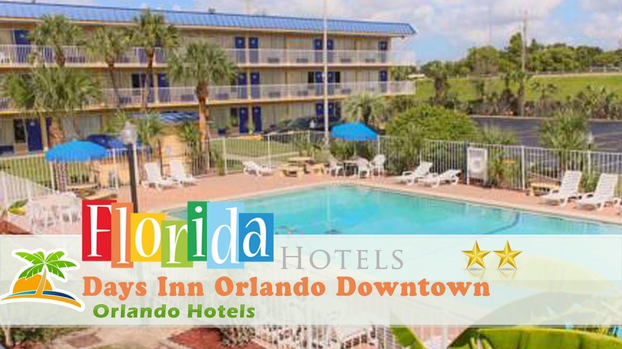 Days Inn Orlando Downtown Hotels Florida