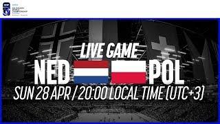 Netherlands vs. Poland | Full Game | 2019 IIHF Ice Hockey World Championship Division I Group B