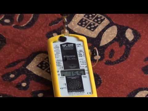 Elektrosmog Ursachen und Messung