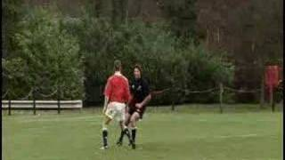 adidas rugby advert from Lions tour
