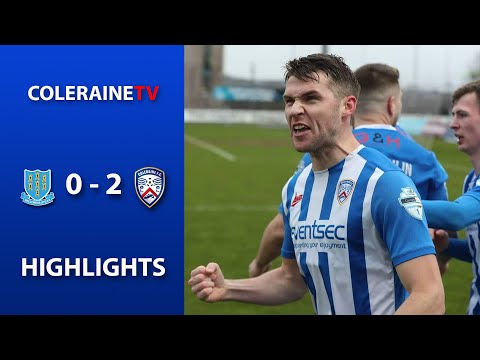 Ballymena Coleraine Goals And Highlights