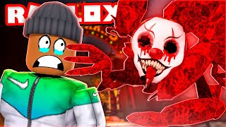 I didn't expect this.. Roblox Carnival Story!