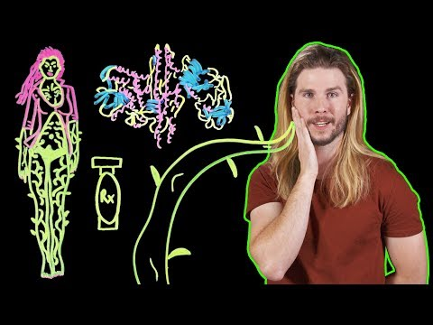 What Toxin Is on Poison Ivy's Lips? (Because Science w/ Kyle Hill)