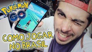 Snap: COMO BAIXAR E JOGAR POKÉMON GO NO BRASIL || FLagGer