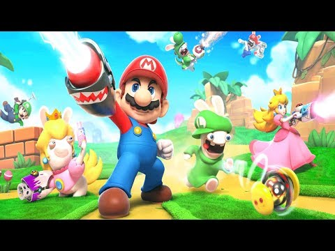 Mario + Rabbids Kingdom Battle Full Game