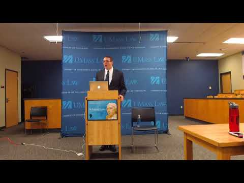 Discussion on the Travel Ban at UMass Law Federalist Society Chapter
