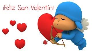 ♥ Feliz San Valentín con Pocoyó ♥