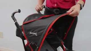 MacroBaby - Tomy TFY First Years Wisp Travel System Stroller