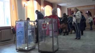 Крым: Утро дня выборов. Симферополь