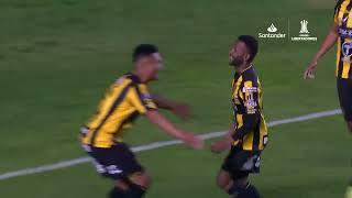 The Strongest vs. Santos [2-1]   RESUMEN   Fecha 5   CONMEBOL Libertadores 2021