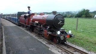 2016 visit to the Ravenglass & Eskdale Railway