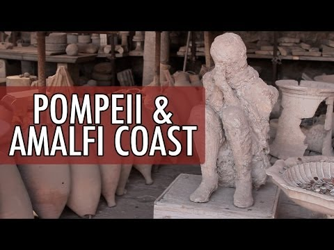 Pompeii & Amalfi Coast Day Trip from Rome | Walks of Italy