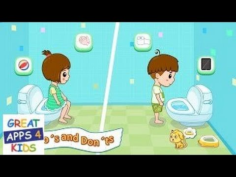 Toilet Training - Baby's Potty: Potty Training App For Toddlers