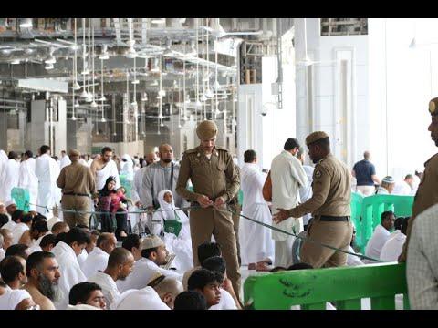 القوات الأمنية تفشل عملية إرهابية تستهدف المسجد الحرام  - 19:22-2017 / 6 / 24