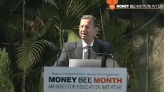 Mr. S P Tulsian at Money Bee Month 2017