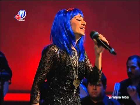 Sevmeyeceğim - Yıldız Tilbe (TRT Müzik - Şarkıların Yıldızı)