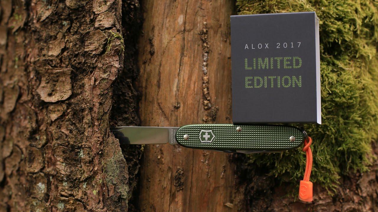 Victorinox Alox Pioneer 2017 limited Editon
