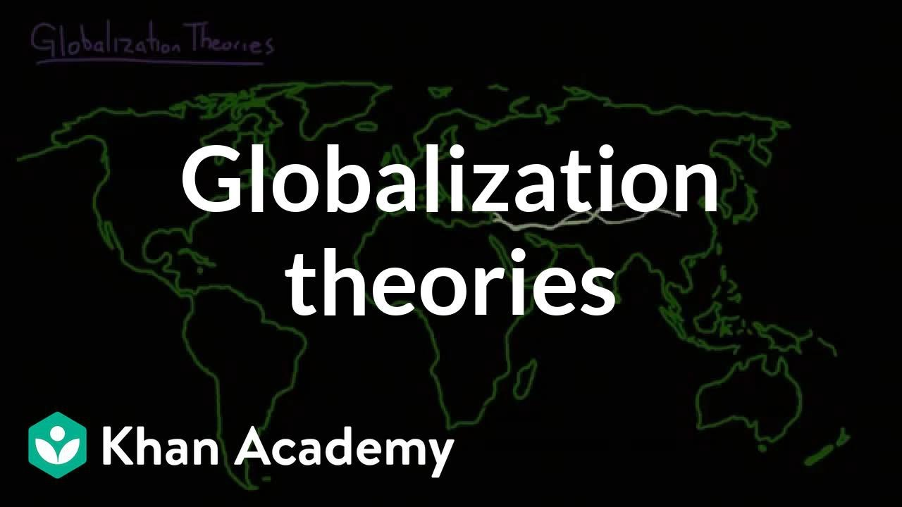 globalization and theories O chapter 6 theories of globalization william i robinson theory and the rise of globalization studies globalization is reshaping how we have traditionally gone about studying the social world and human culture and a fi eld of globalization studies is now emerging across.