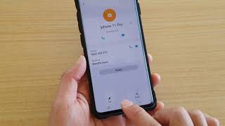 Galaxy S10 / S10+: Set Customize Ringtone For a Specific Contact