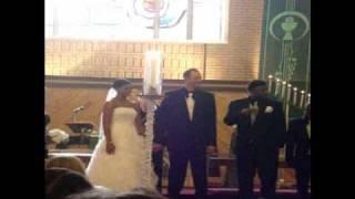 Wedding song candle lighting