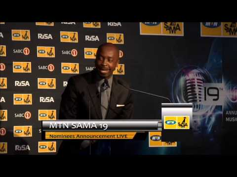MTN SAMA 19 NOMINEES ANNOUNCEMENT
