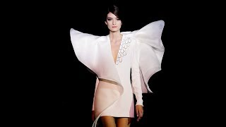 Stephane Rolland   Haute Couture Spring Summer 2018 Full Show   Exclusive