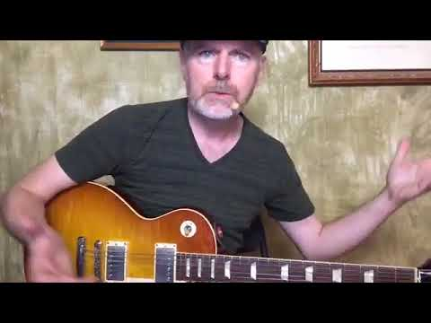 6 Essential Chords For Blues Comping - Facebook Live