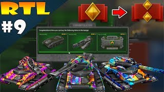 Tanki Online ROAD TO LEGEND #9 By LendaBR