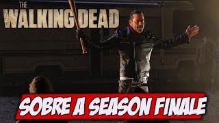 Autor de The Walking Dead Fala sobre o Último Season Finale