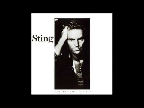 Sting  Well Be Together CD Nothing like the sun