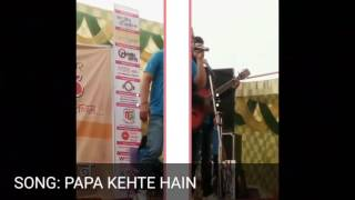 Papa Kehte Hain Bada Naam Karega Karaoke Cover by DB Rana/Udit Narayan/Amir Khan