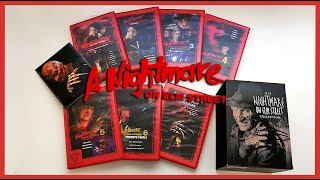 A NIGHTMARE ON ELM STREET 1-7 - LIMITED UNCUT DVD BOX SET UNBOXING(, 2015-09-02T20:10:08.000Z)