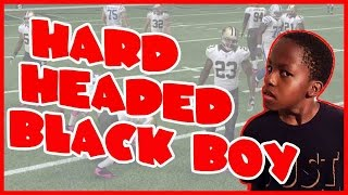 HARD HEADED LITTLE BLACK BOY!!! - Coach Mav Ep.5 | Madden 16 Draft Champions Gameplay