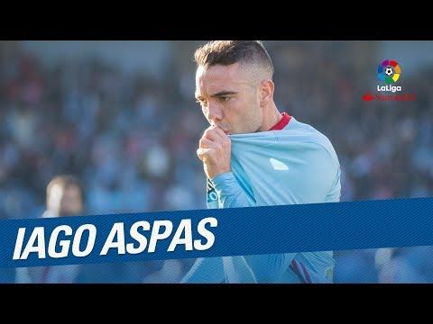 TOP Goals Iago Aspas 2017
