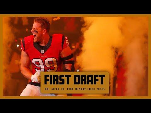 Does JJ Watts arrival change the Cardinals draft? Do the Patriots go Mac Jones or Trey Lance?