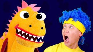 Shake Little Dinosaur   D Billions Kids Songs