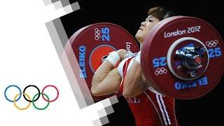 Top 3 Olympic women middleweight weightlifters | Weightlifting Week
