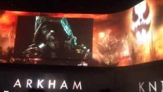 Sony Press Conference - Batman Arkham Knight Clip