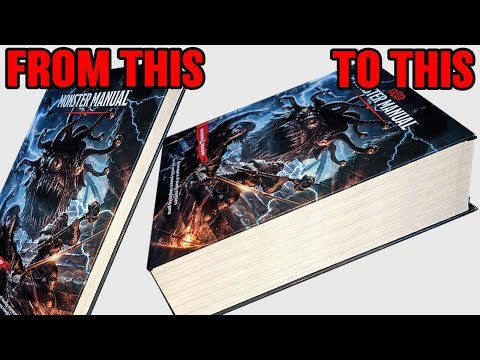 Monster Manual EXPANDED - REVIEW