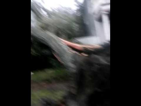 Hurricane Matthew Storm Damage pt1
