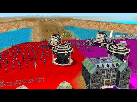 Empire Earth Live#13 - Multiplayer Scenario Online